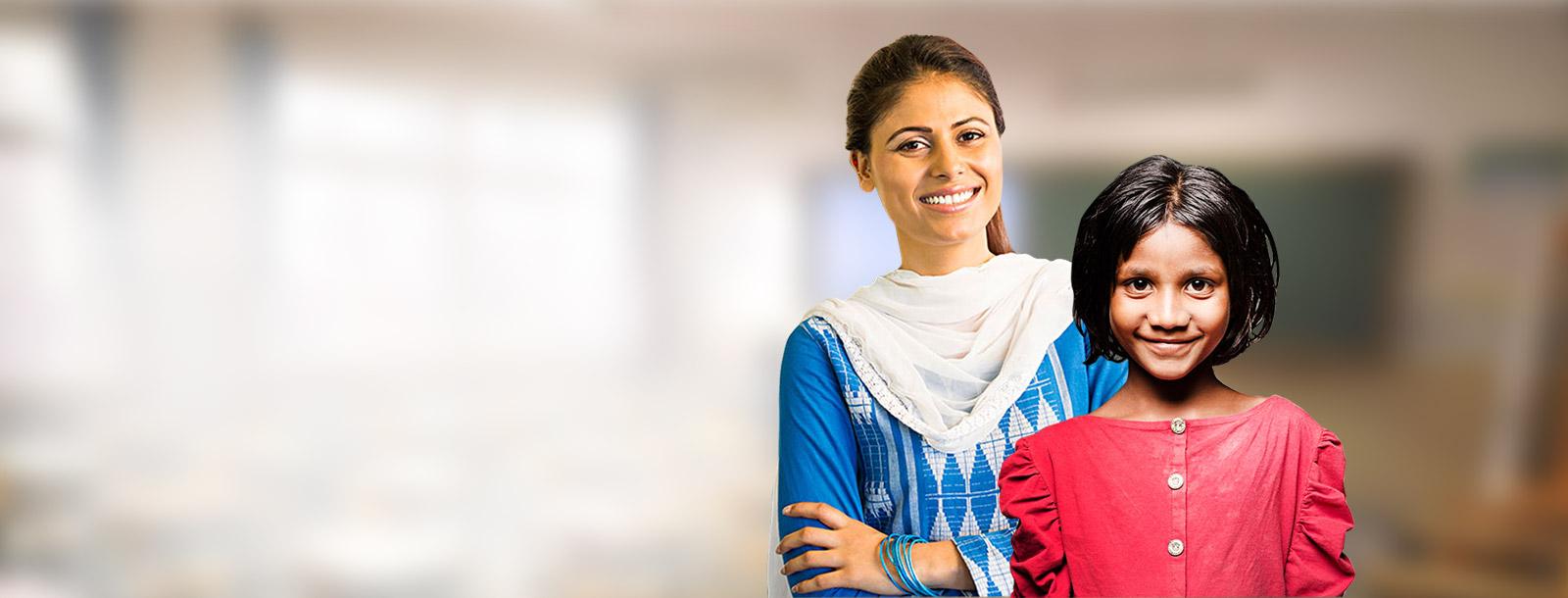 Empowered Women, Healthy Children, Well-Nourished Maharashtra.